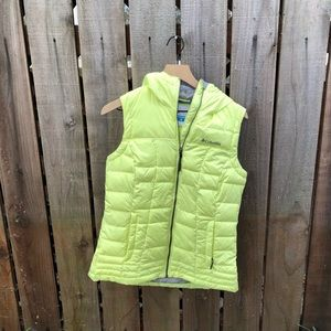 Columbia Hooded Puffy Women's Vest